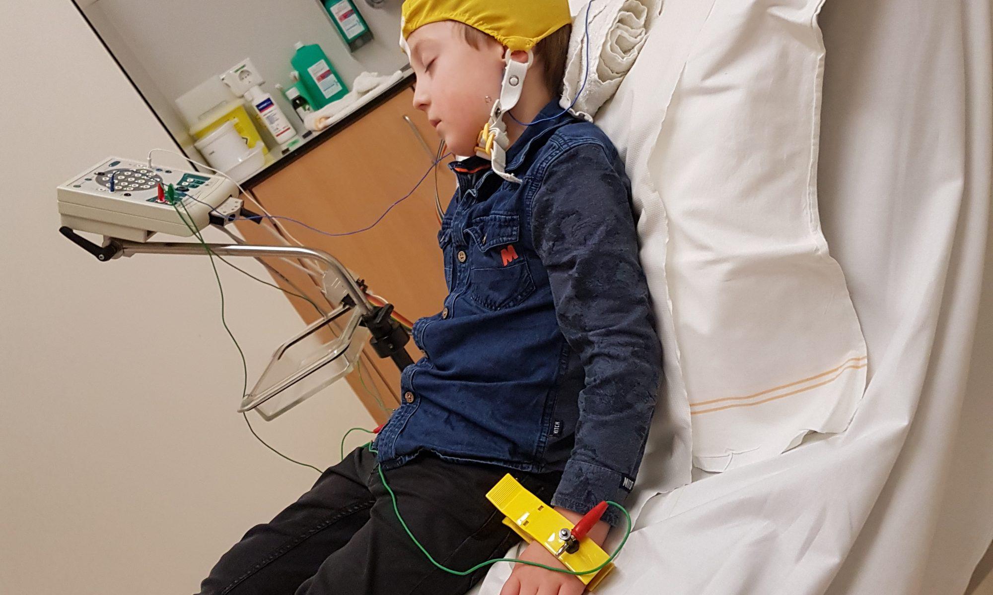 Zilveren kruis weigert vergoeding Ospolot bij kindje met ESES Syndroom