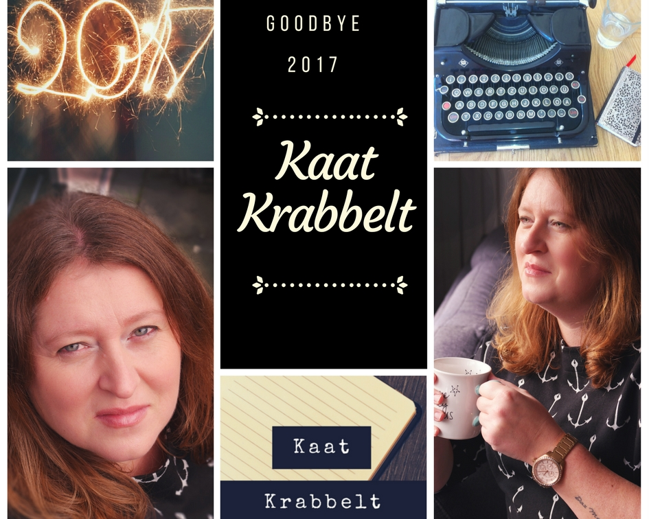 Good Bye 2017 by Kaat Krabbelt