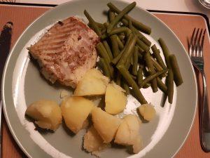 avondmaaltijd Kaat Krabbelt