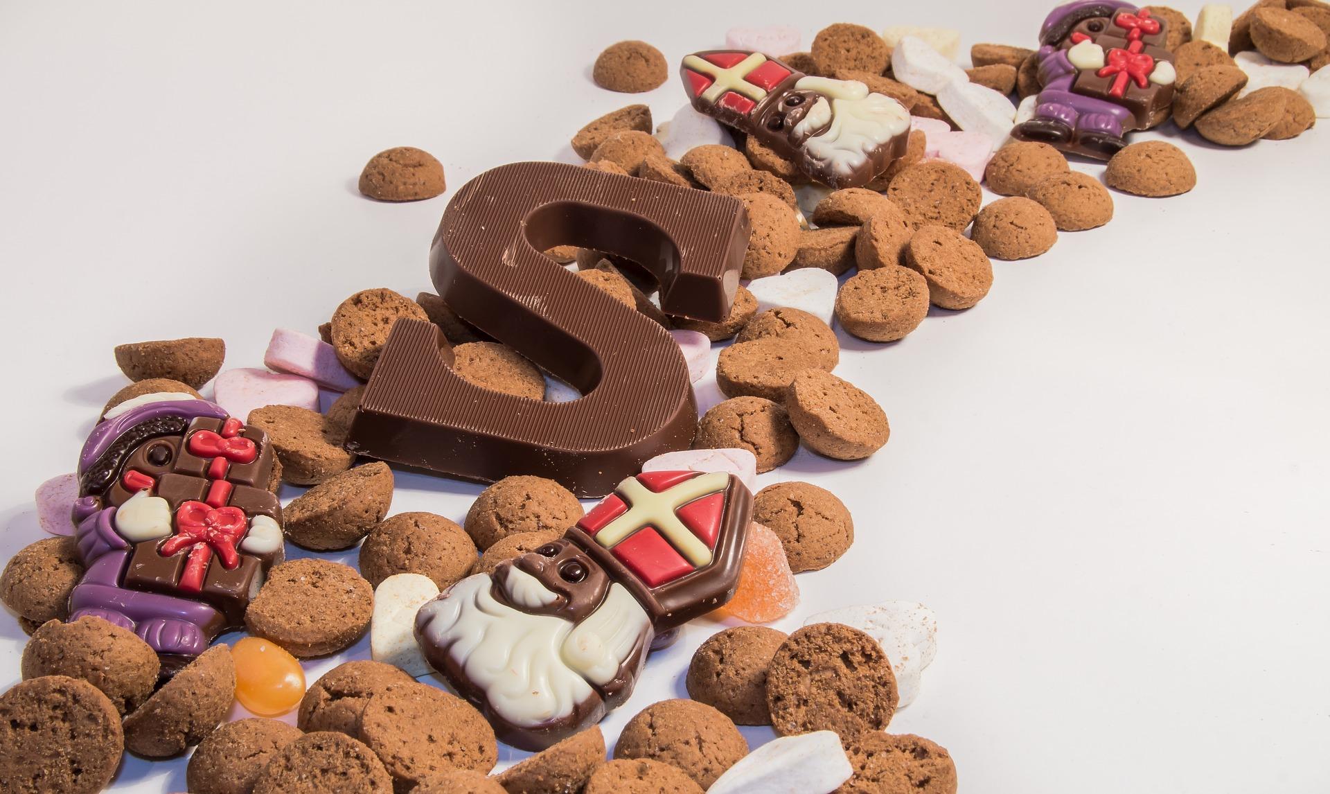 Kaat Krabbelt en het Sinterklaasfeest