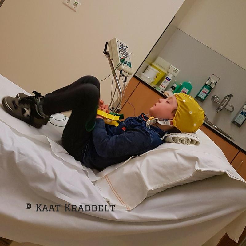 Wereld epilepsie dag (foto niet gebruiken zonder toestemming)