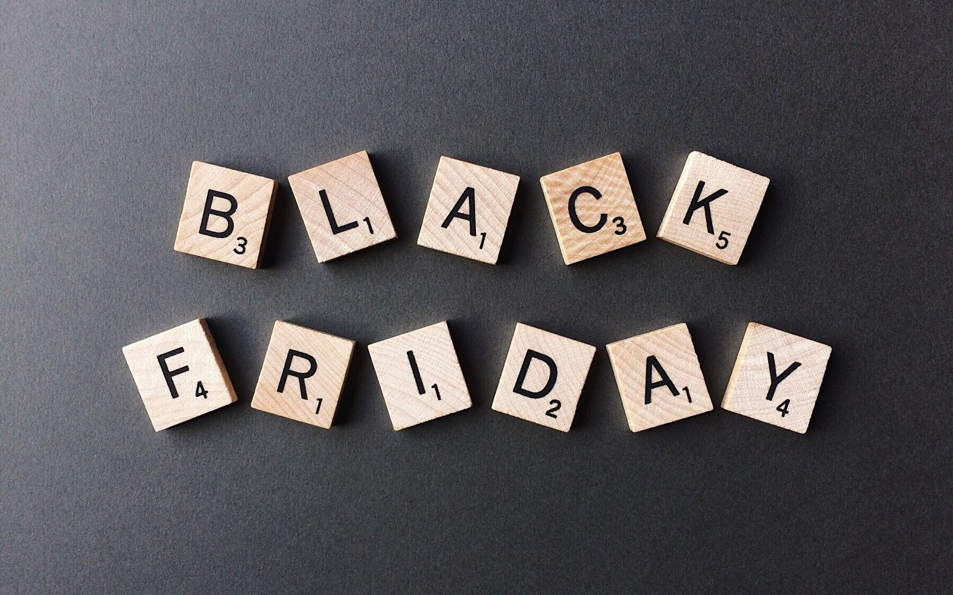 Black Friday in Huize Kaat Krabbelt