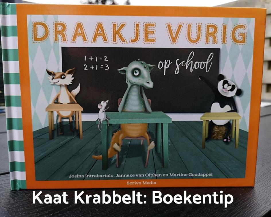 Kaat Krabbelt Boekentip