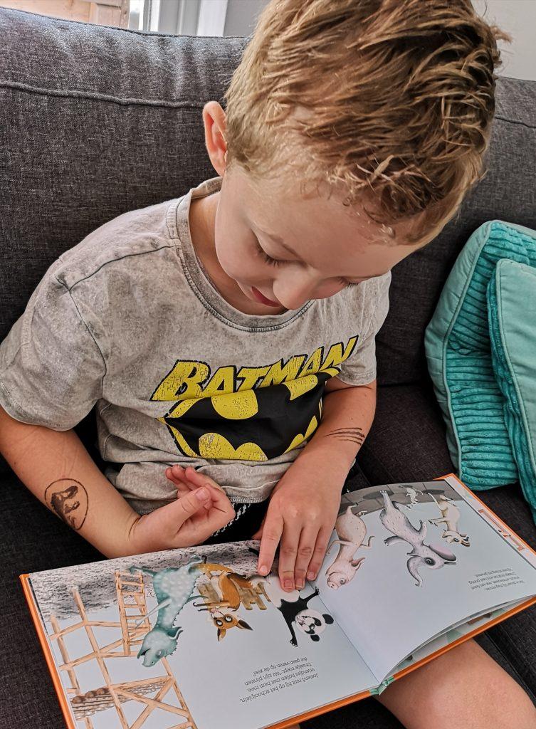 boekentip bij HSP bij kinderen